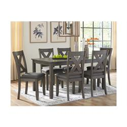 CAITBROOK 7PC DINING SET D388-425 Image